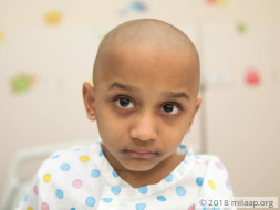 Tumour Caused Abnormal Puberty in 3-year-old, Needs Treatment