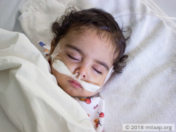 8-month-old Mudit needs a liver transplant to survive
