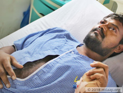 Help Mutappa fight a severe form of cancer