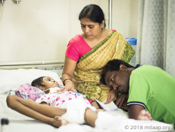 9-Year-Old Annasha Will Not Be Able To Live Without Urgent Surgery