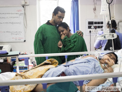 Help 9-year-old Srijan who is critical in the ICU