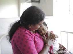 Husband Left Her For Having Twins,Mother Struggles To Save Her Son