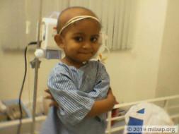 Help Tanisha fight cancer