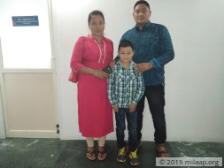 Sandesh Needs Urgent Surgery To Fight A Severe Blood Disorder