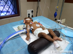 Help Neelavathy save her baby who is struggling in the ICU