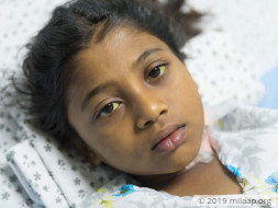 Even A Minor Infection Could Kill My Daughter Now