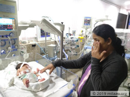 Help Tulsi save her prematurely born twins