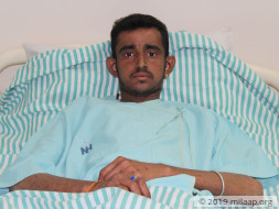 Undiagnosed For 8 years, This Teen's Disease Has Put Him On Death Bed