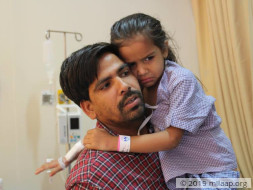 Family Refuses To Help Mechanic Saying His Daughter's Cancer Is Karma