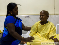 Farmer Sold His Land Yet Cannot Afford Son's Cancer Treatment