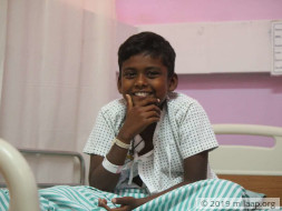 12-year-old Suffering From Cancer Is Running Out Of Time