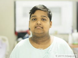 14-year-old battling cancer is in constant pain. Needs Urgent Help!