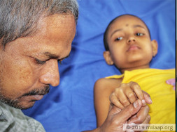 10-Year-Old Aruna's Cancer Will Turn Fatal Without Treatment