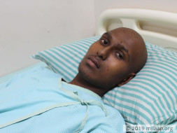17-year-old with bone cancer needs immediate help for a surgery