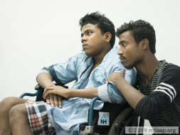 Debashish will be paralysed for life without urgent surgery