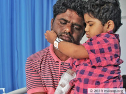 Help 4-year-old Aditi fight blood cancer