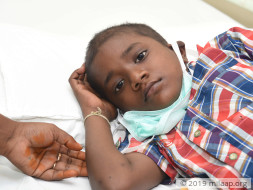 7-Year-Old with cancer needs urgent help