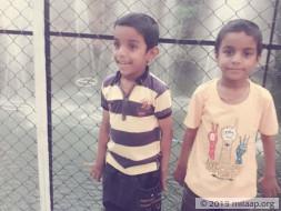 Support Samarth and Darhsan to undergo bone marrow  transplant surgery