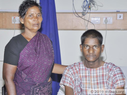 Young Boy Who Quit School To Support Mother Has Deadly Kidney Disease