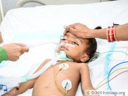 2-Year-Old's Rare Disease Has Damaged His Brain And Can Paralyze Him