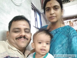 Poor Shopkeeper Needs Rs 12 Lakhs To Save 9-Month-Old Baby From Death