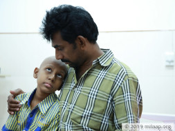 Without Transplant In A Few Days, This Bicycle Mechanic's Son will Die