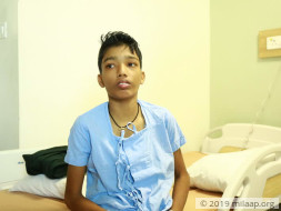 Help 15-year-old Mahesh Who Needs A Liver Transplant