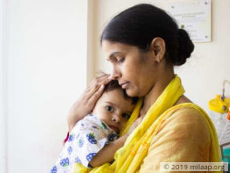 Support 7-months old Hony to undergo a bone marrow transplant