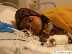 Aayush needs your help to fight  Blood Cancer