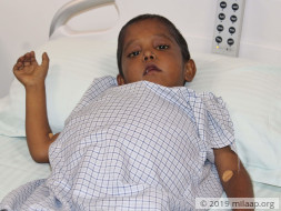 This Boy Screams In Pain Because Of Liver Disease, Needs Urgent Help