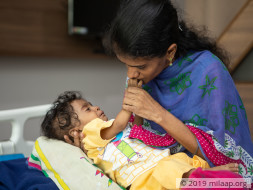 Baby of Supriya  needs your help to undergo Liver transplant