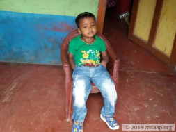 Nazira needs your help to fight disease