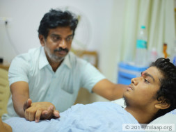 Mr.Shanmukha Srikar Ponnuru  needs your help to undergo treatment