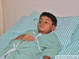 Basavaraj needs your help to undergo his treatment