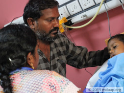 Please Support Master Anirudh to undergo Stem Cell Transplant