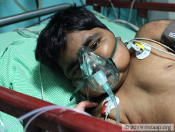This 6-Year-Old With Failing Kidneys Needs ICU Care