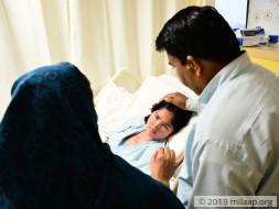 Help Afsana Bano to undergo treatment