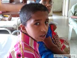 Shuvam Dey needs your help to undergo treatment