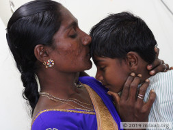 Fisherwoman Abandoned By Her Husband Needs Help To Save Her Only Son