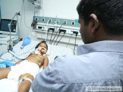 Monisha needs your help to survive