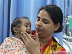 Mishti Bafna needs your help to fight disease
