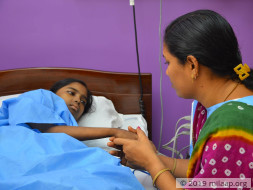 Yamini needs your help to fight disease