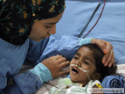Severe Infection After Complicated Surgery Has Blinded 3-Year-Old