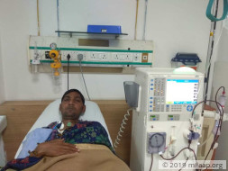 Mukesh needs your help to fight disease