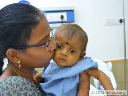 Time Is Running Out To Save 6-month-old Boy From Liver Failure