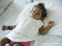 Forced To Stay In A Room All Day, 9-month-old Needs Help To Stay Alive