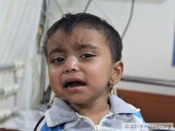 Ranveer Ganesh needs your help to fight disease