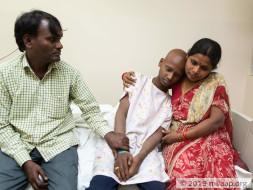 K Hemanth Kumar needs your help to undergo his treatment