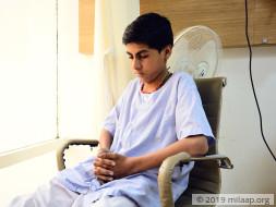 Rakesh needs your help to undergo Bone Marrow transplant
