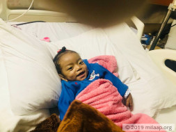 Siyana needs your help to fight Liver disease